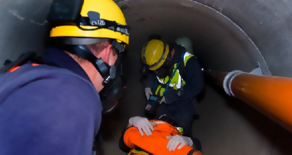 Confined Space Entry and Rescue Training