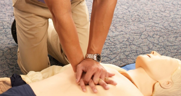 First Aid, CPR & AED